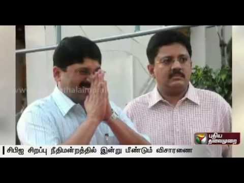 Aircel-Maxis-case--Maran-brothers-likely-to-appear-today