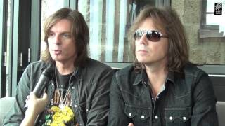 """Europe """"Bag of Bones"""" Album Track by Track Video Interview Part 1/2"""