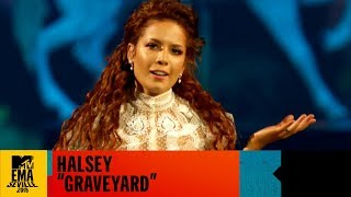 "Halsey   ""Graveyard"" Live | MTV EMA 2019"