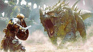 PROJECT AWAKENING - Gameplay Trailer (New Action RPG Game 2019) PS4