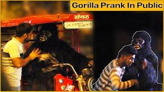 Epic Gorilla Prank In Public | Ft. Star Goa | RDS Entertainment