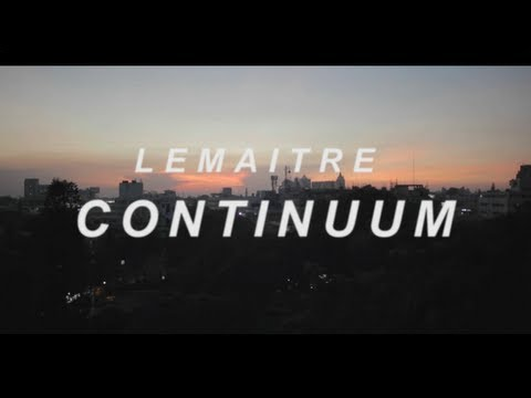 Continuum (Song) by Lemaitre