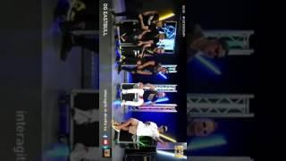 RISSA IN DIRETTA AD HIP HOP TV (AGGREDITO OG EASTBULL)