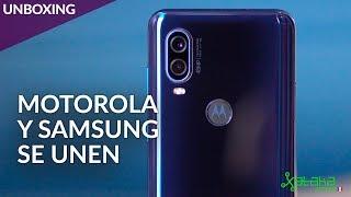 Motorola One Vision llega a México, UNBOXING, primeras impresiones y PRECIO OFICIAL