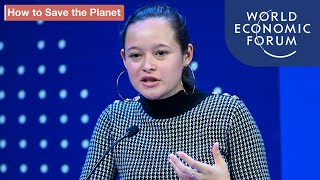 UpLink: Linking Up the Next Generation of Change-Makers | DAVOS 2020