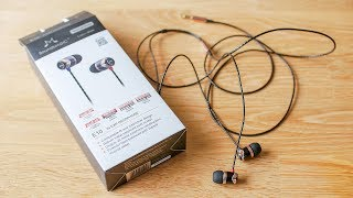SoundMAGIC E10 In Ear Isolating Earphones
