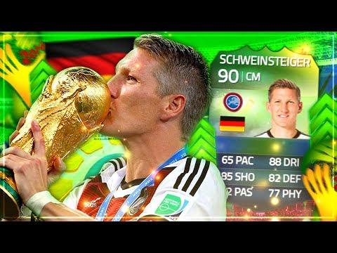 FIFA 14 RETRO WORLD CUP Modus 😱😱