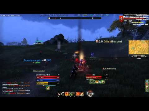 Updated] My ESO Cyrodil PVP POV (videos) — Elder Scrolls Online