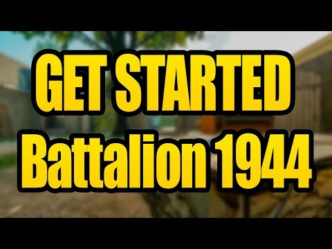 Getting Started With Battalion 1944 Competitive Tips - A Beginners Guide