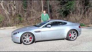 I Bought an Aston Martin With an Unlimited Mileage Warranty