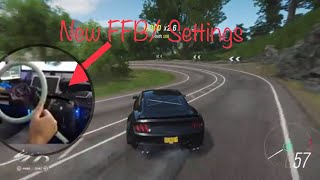 best steering wheel settings for forza horizon 4 xbox one - TH-Clip