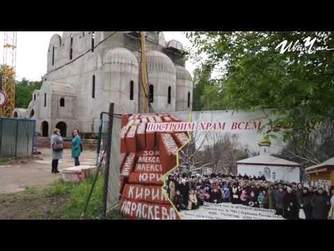 Смольный монастырь храмы