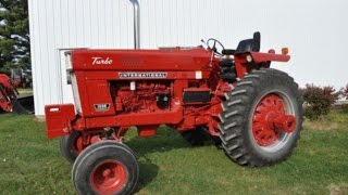 Machinery Pete Talks International Harvester 1066 Tractors