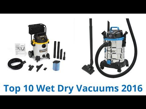 10 Best Wet Dry Vacuums 2016
