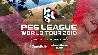 PES LEAGUE WORLD TOUR 2018 WORLD FINALS Teaser Movie