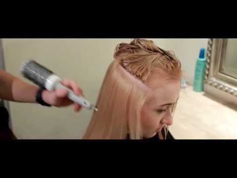 Kuracja na wypadanie włosów jest ich wzmocnienie