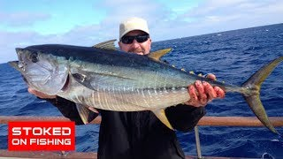 Top Gun 80 Offshore Grandslam, Part 1