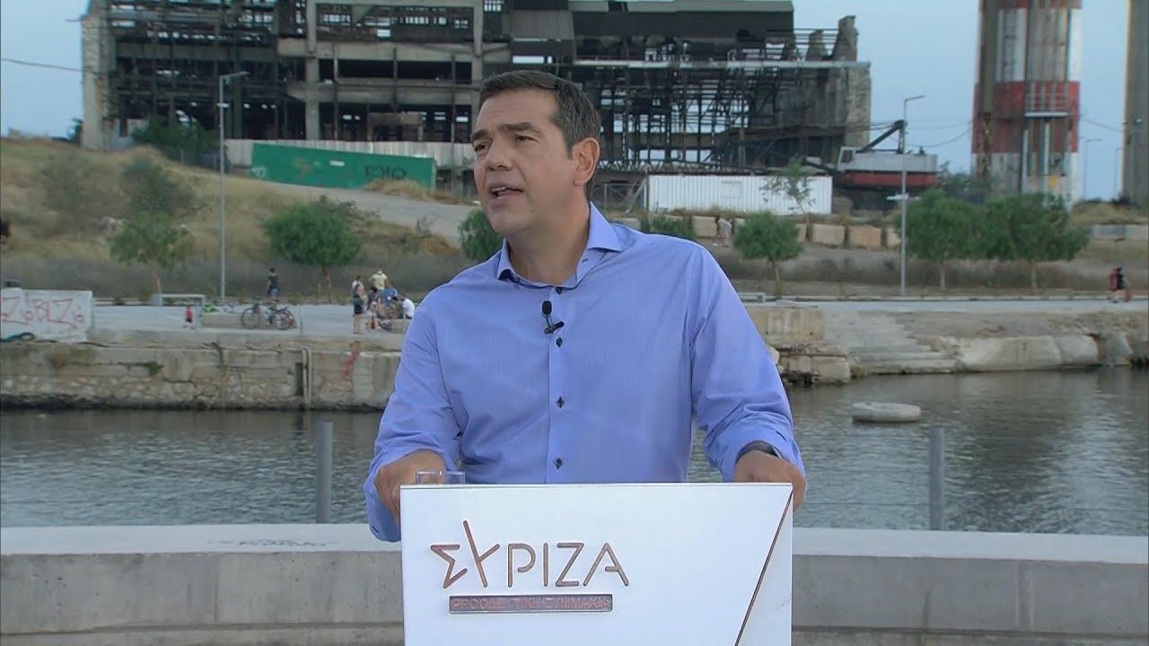 Παρουσίαση προγραμματικών Θέσεων ΣΥΡΙΖΑ – ΠΣ