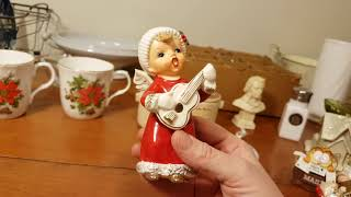 Ep. 7 Thrift Haul - Vintage Christmas, Carnival Glass, China, Milk Glass