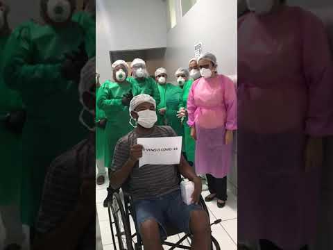 PACIENTE SE RECUPERA DA COVID-19 COM USO DE HIDROXICLOROQUINA NO MA