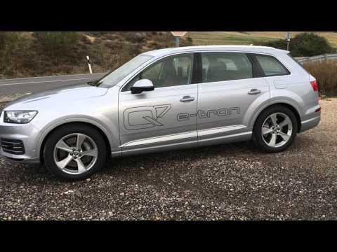 Ein Rundgang um den Audi Q7 e-tron