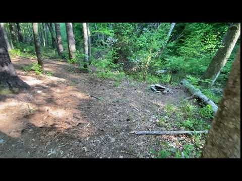 Video Of Chinnabee Silent Trail Backcountry Site 7, AL