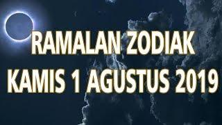 Ramalan Zodiak Kamis 1 Agustus 2019