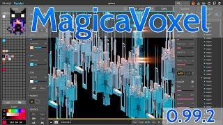 magicavoxel animation 0 99 - Thủ thuật máy tính - Chia sẽ kinh