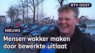 Luilakken en 'CarelZeneca': Dit was Koningsdag in Overijssel | RTV Oost
