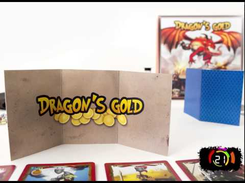 Dragon's Gold Trailer
