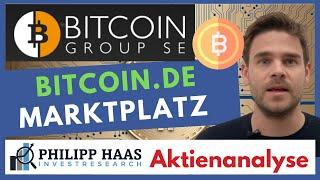 Bitcoin-Gruppe AKTIE analysieren