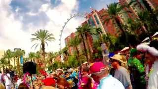 JIMMY BUFFETT POOL PARTY LAS VEGAS 2014