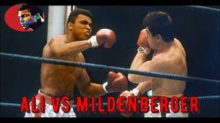 Muhammad Ali vs Karl Mildenberger #Legendary Night# HD