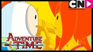 Adventure Time | Burning Low | Cartoon Network