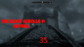 The Elder Scrolls V: Skyrim. Замок Волкихар.