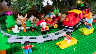 5 Easy LEGO DUPLO Holidays Builds for the Festive Season! Home Winter Activity Ideas & DIY for Kids