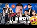 De 10 BESTE SANGENE fra 2018!
