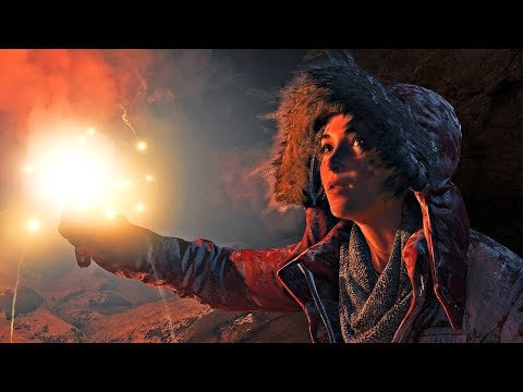Gameplay de Shadow of the Tomb Raider Croft Edition