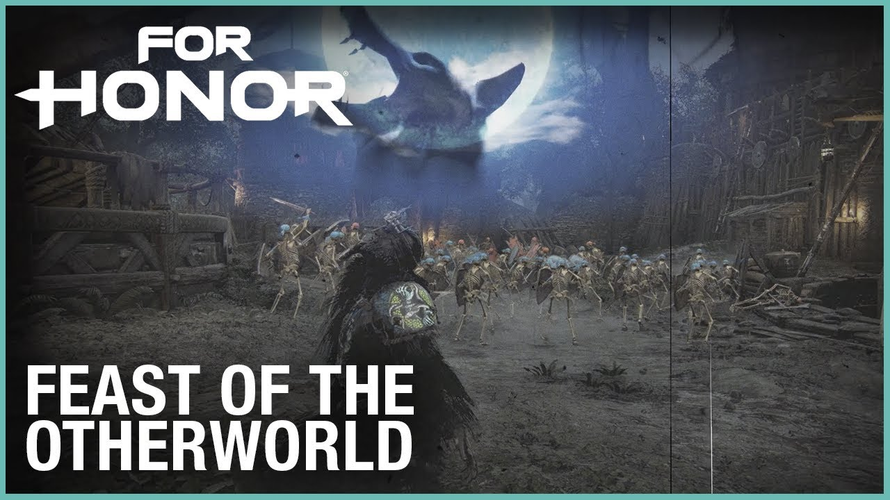 For Honor Halloween Event 2020 Youtube FOR HONOR™   Steam News Hub