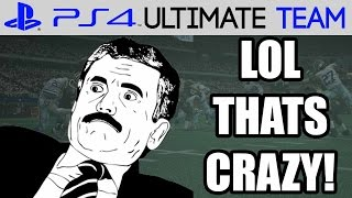 LOL THAT'S CRAZY! - Madden 15 Ultimate Team Gameplay | MUT 15 PS4 Gameplay