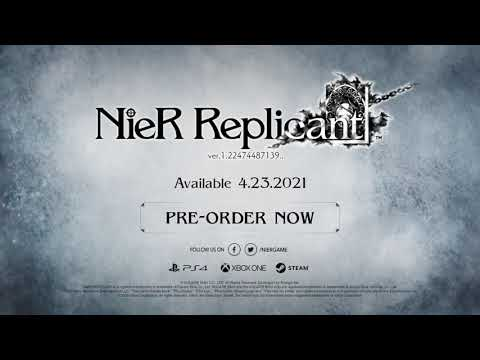 Square Enix has Released a Trailer for NieR Replicant ver.1.122474487139