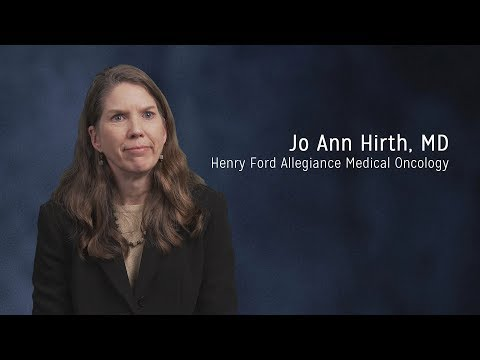 Jo Ann Hirth, MD | Henry Ford Health System - Detroit, MI