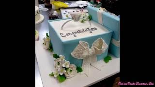 Bridal Shower Cake Design Decorating Ideas