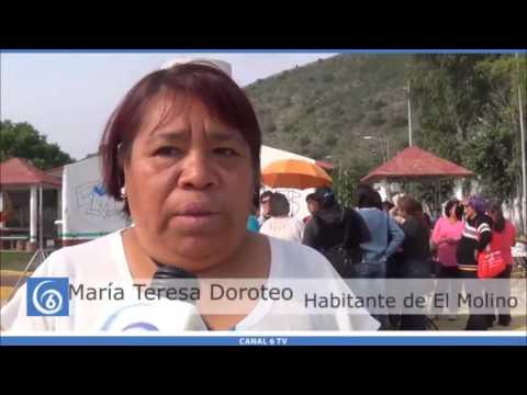 ODAPAS atiende quejas de escasez de agua en la colonia El Molino