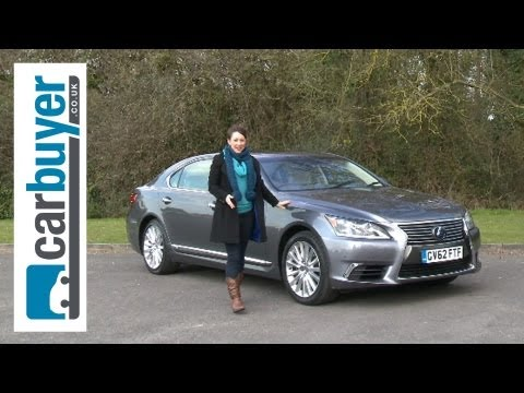 Lexus LS Saloon 2013 review - CarBuyer