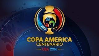Sorteo de la Copa América 2016