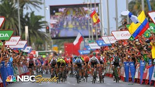 Vuelta a España 2019: Stage 3 | EXTENDED HIGHLIGHTS | NBC Sports