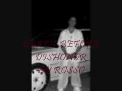 Death Before Dishonor  By Rosso