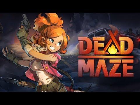 Dead Maze Reveal Trailer thumbnail