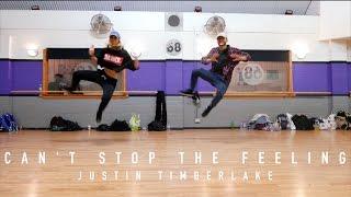 Tobias Ellehammer Choreography / CAN'T STOP THE FEELING! - Justin Timberlake